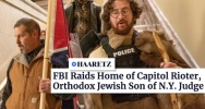 Jewish Zionists' Participation in Capitol Riot
