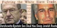 Dershowitz-Epstein Sex Deal Has Deep Jewish Roots