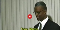 Dr. Tony Martin, Jews & the Black Slaves.
