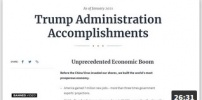 Read All of The Trump Administration's First Term Accomplishments Update 3.