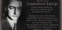 The Coudenhove-Kalergi plan - To Genocide Indigenous Europeans in Europe