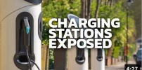 Exposes Electric Car Charging Stations