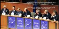 European Jewish Congress Zionist Globalist Run