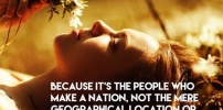 Nationalism For We The People