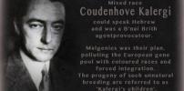 The Coudenhove-Kalergi plan - To Genocide Indigenous Europeans in Europe