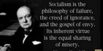 Socialism and Communism are the same