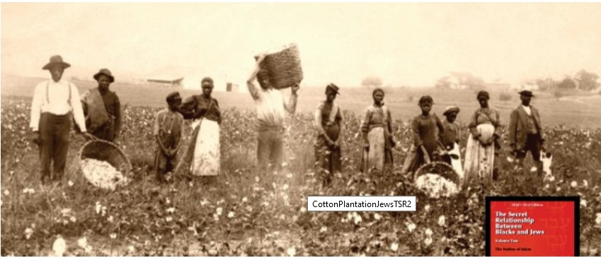 Black and Jewish Slave Trade Archive - The Coveners League