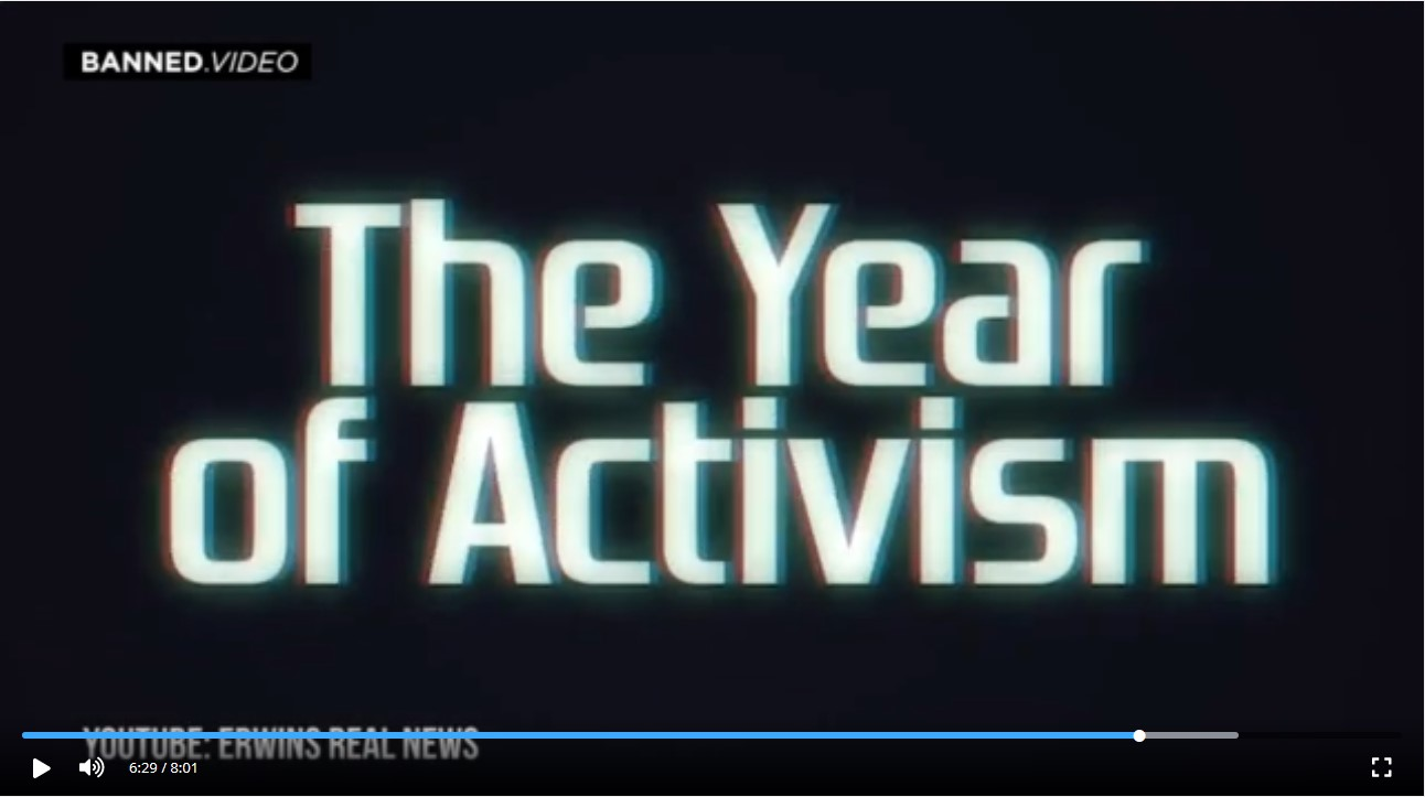 Screenshot 1of activistisnm