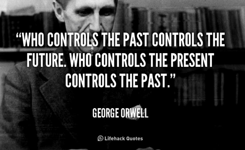 control the past