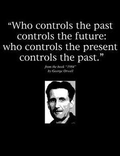 1984 George Orwell Quote