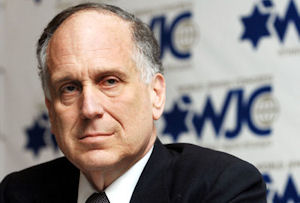 Ronald Lauder President of the World Jewish Congress
