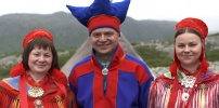 The Sami People of Northern Europe