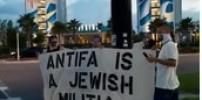 Antifa is a Jewish Militia