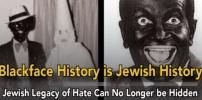 Blackface History is Jewish History