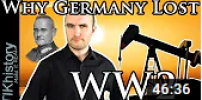 The MAIN Reason Why Germany Lost WW2 - OIL