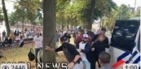 Anti-lockdown Protestors
