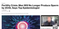 Globalists' goal to exterminate most of world's population Update 4.