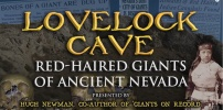 Lovelock Cave: Red-Haired White Giants of Ancient Nevada