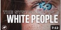 Zionist Globalist Jews Hate Whites, Blacks & Asians.