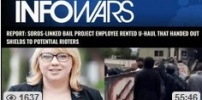 Gates Foundation/Soros Money Trail Tied to Rioters in the Streets
