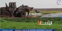 Israeli Barbarity Caught On Camera