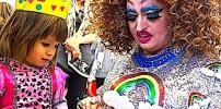 Jews Finance drag queens
