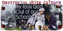 Jewry's War On Whites