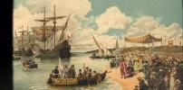 The British East India Company.