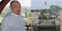 Burma Military Seizes George Soros Organization's Bank Accounts, Announces Arrest Warrants After Coup