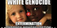 Race Mixing Genocide Whites And Other Races