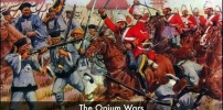 Jews and Opium War In China