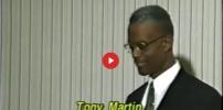 Dr. Tony Martin, Jews & the Black Slaves.
