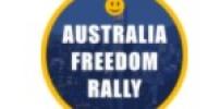 AUSTRALIA FREEDOM RALLY
