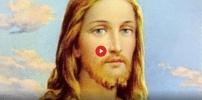 Jesus's Blonde Hair & Blue Eyes Update 2